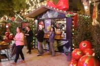 Weihnachtsmarkt in Funchal