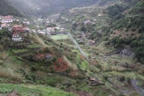 Landschaft bei Boaventura