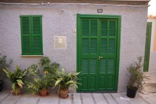 Haustüre und Fenster