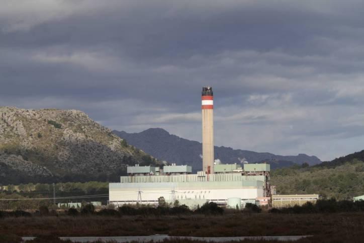 Kohlekraftwerk Alcudia