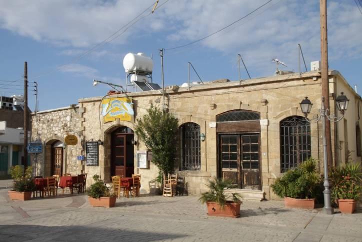 Cafe in Polis