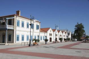 Häuser in Larnaka