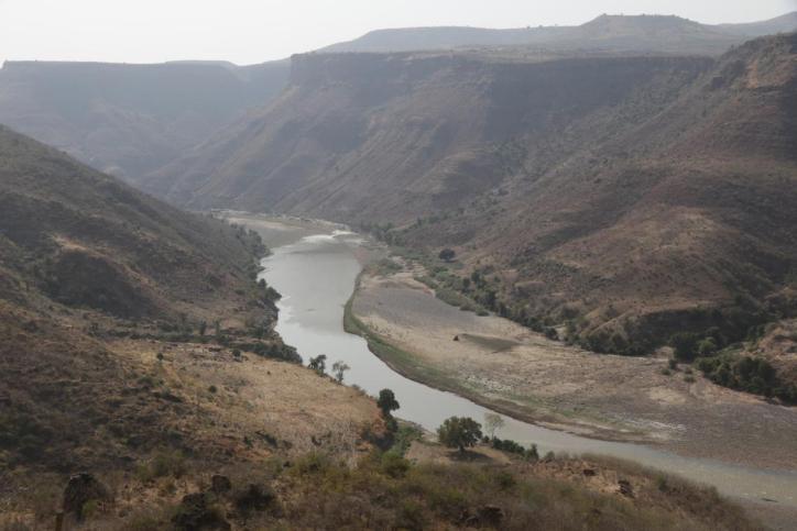 Blauer Nil