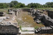 Antike Stadt Dion