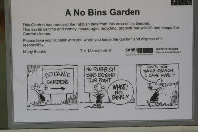 Karoo Botanical Garden