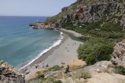 Strand von Prevely