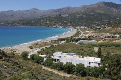Strand bei Plakias