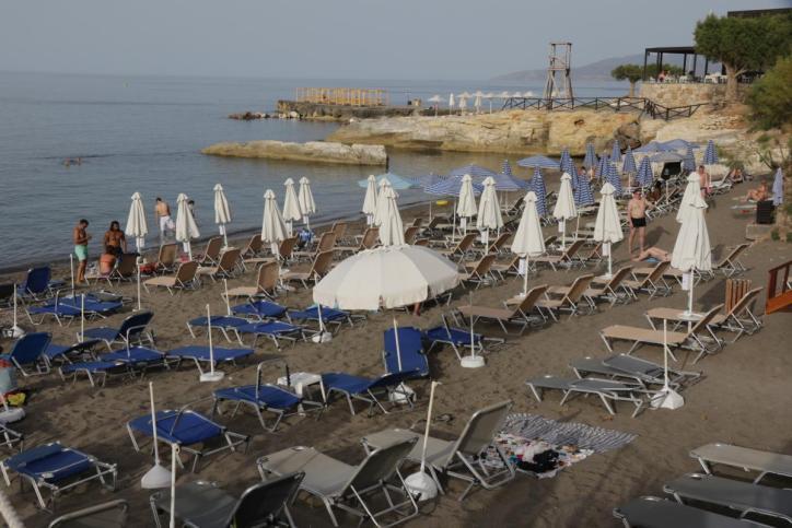 Strand in Chersonisos