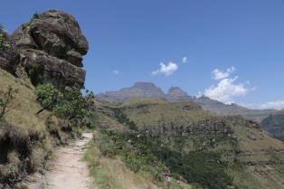 Mittlere Drakensberge