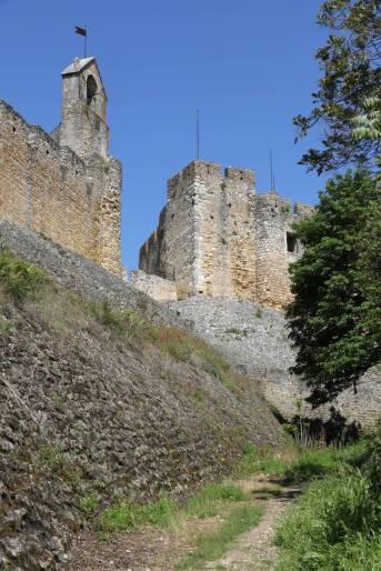 Tempelritterburg in Tomar