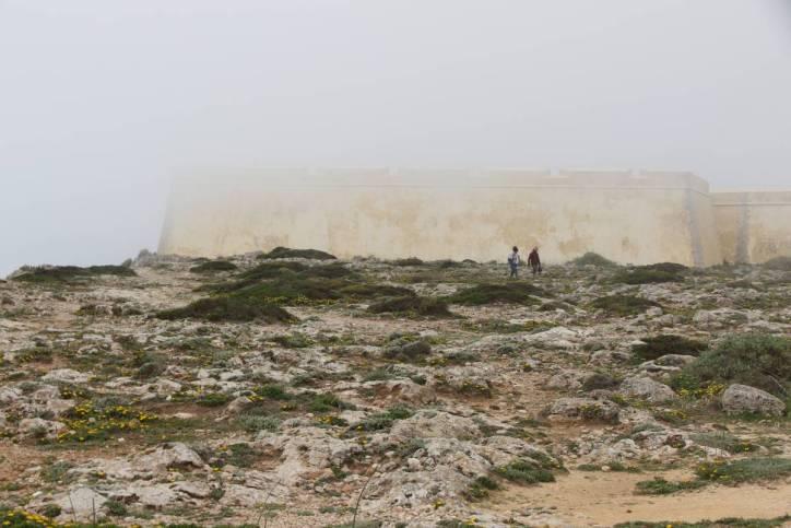 Fortaleza de Sagrres