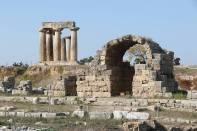 Ruinen von Korinth