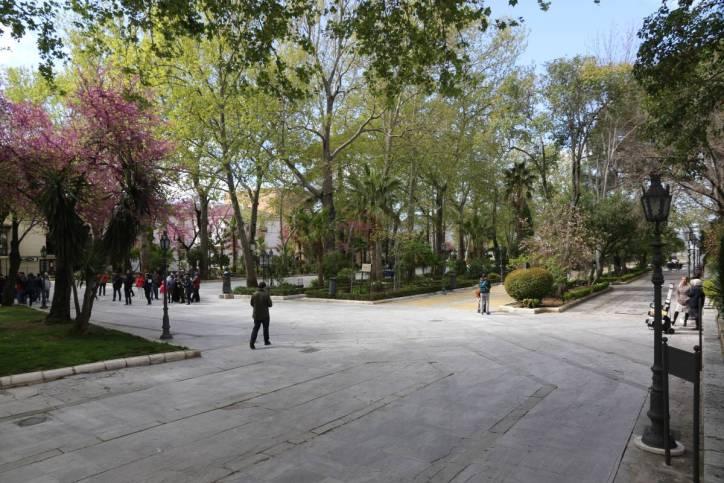 Park in Ronda