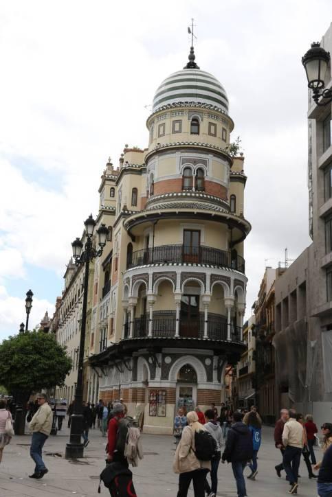 Edificio de La Adriática