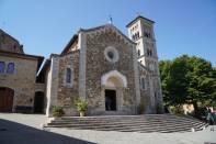 Kirche in Castellina in Chianti