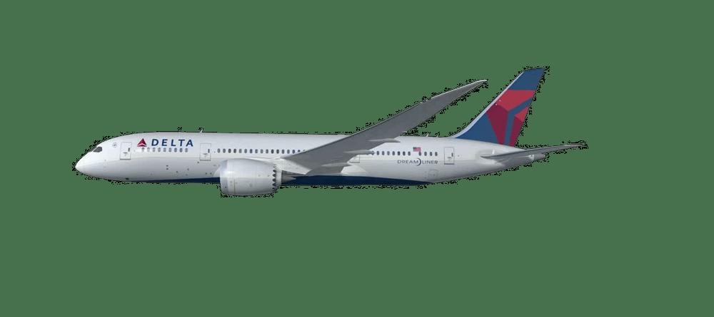 Resultado de imagen para Boeing 787 Delta