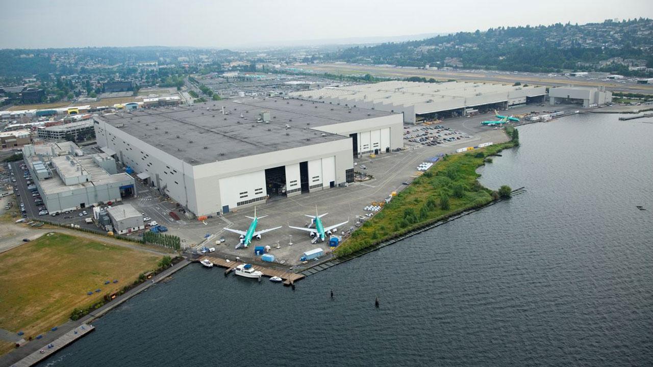 Resultado de imagen para Boeing Renton
