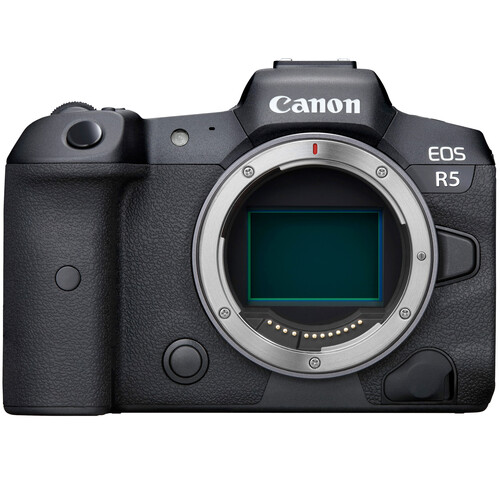 PRE-ORDER (DEPOSIT RM500) Canon EOS R5 Mirrorless Digital Camera (BODY ONLY) (FREE GIVE EXTRA BATTERY & Canon EF Adapter with AF)