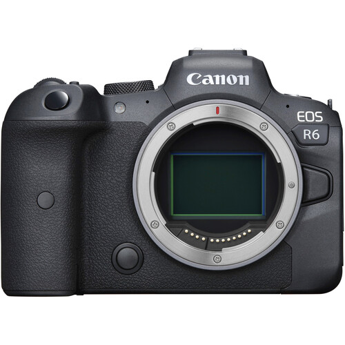 PRE-ORDER (DEPOSIT RM500) Canon EOS R6 Mirrorless Digital Camera (Body Only) (FREE GIVE EXTRA BATTERY & CANON EF ADAPTER WITH AF)