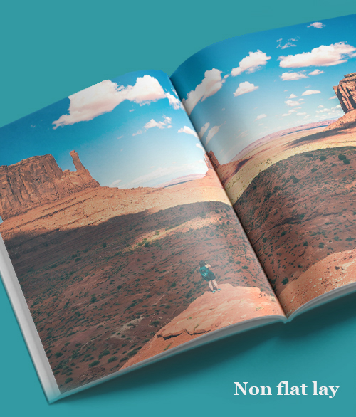 The Making of PhotoBook – 20page (Non Flat Lay)