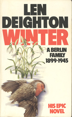 Paperback cover of Winter