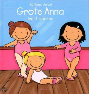 dansen prentenboeken