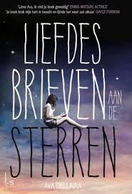 boek liefdesbrieven aan de sterren