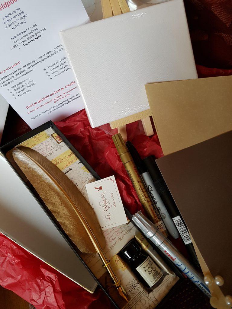 pennen papier viking