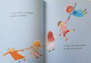 prentenboek over knippen