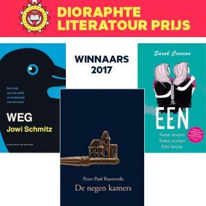 dioraphte literatour prijs