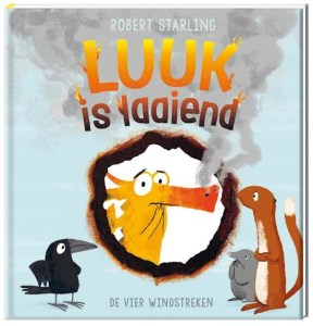 prentenboek luuk is laaiend