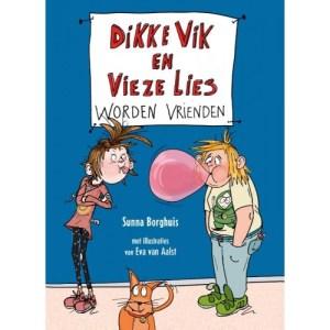 boek dikke vik vieze lies