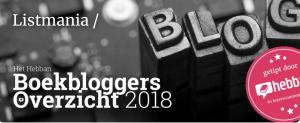 hebban boekbloggers overzicht