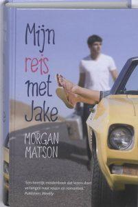 boek mijn reis met jake matson