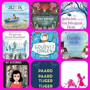 favorieten 2018 kinderboeken