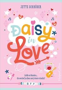 boek Daisy in love Jette Schroder