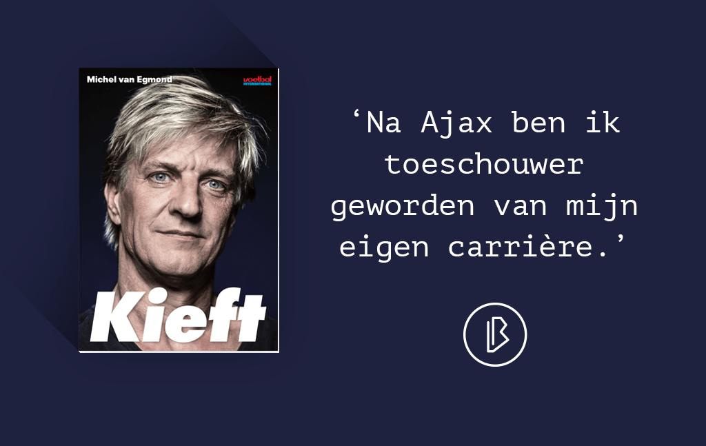 Recensie: Michel van Egmond – Kieft
