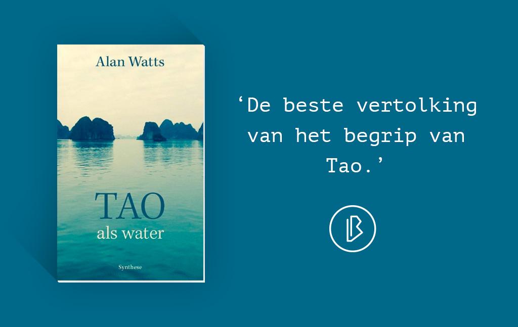 Recensie: Alan Watts - Tao als water