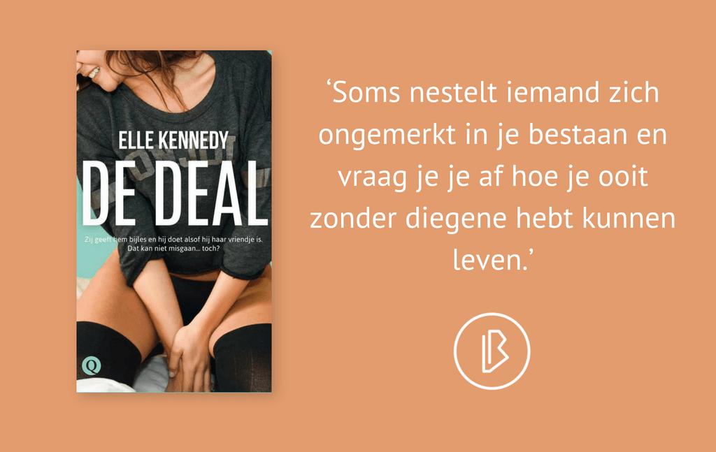 Recensie: Elle Kennedy – De Deal