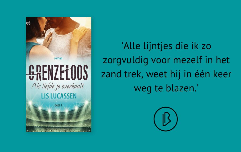 Recensie: Lis Lucassen – Grenzeloos