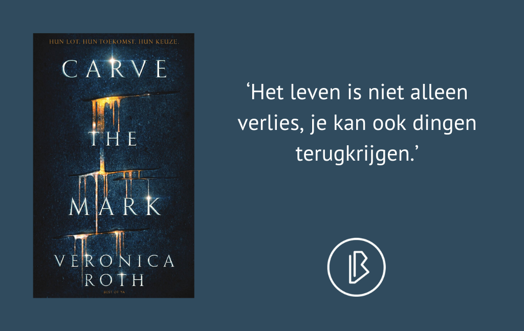 Recensie: Veronica Roth – Carve the mark
