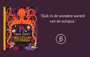 Recensie: Owen Davey – Ongelofelijke octopussen