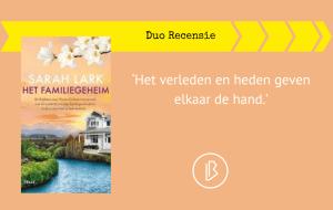 Duo-recensie: Sarah Lark – Het familiegeheim