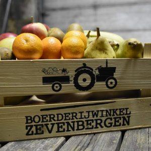 Groente- en fruitpakketten