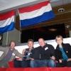 The Dutch delegation at Turku Hall