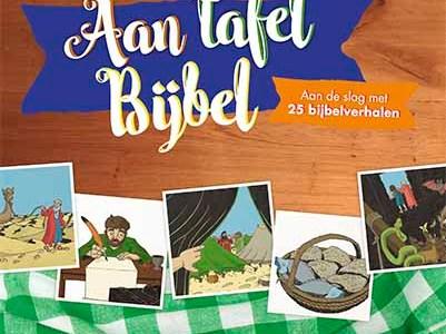 Aan tafel Bijbel door Willemijn de Weerd