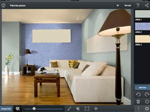 Una nuovissima applicazione per tablet semplice e intuitiva che permette di scegliere i colori, creare abbinamenti e vederli applicati sulle pareti di casa. Boerofaidate Colorapp Boero Fai Da Te
