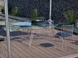Fioriere, piastre, tavoli arredo giardino. Arredo Giardino Albenga