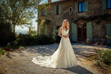 Brautkleid LEAH aus der Eddy K Kollektion 2021