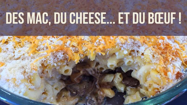 Mac and Cheese façon hachis parmentier – Battle Food #50